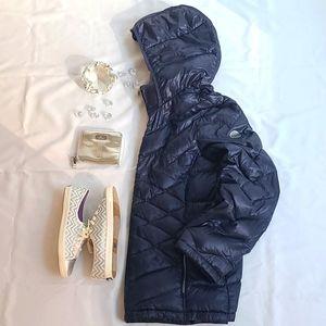 Calvin Klein Hooded Puffer Jacket XL